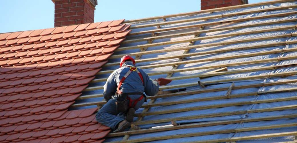 What is Re-Roofing
