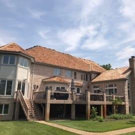 cedar shake roof south barrington