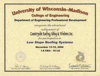 University of WI-Madison
