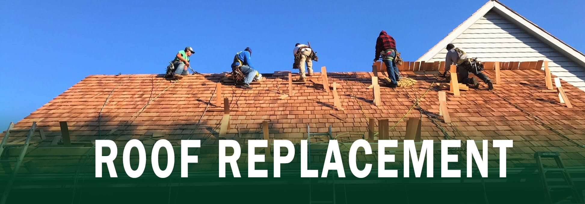 Roof replacement in Naperville, IL